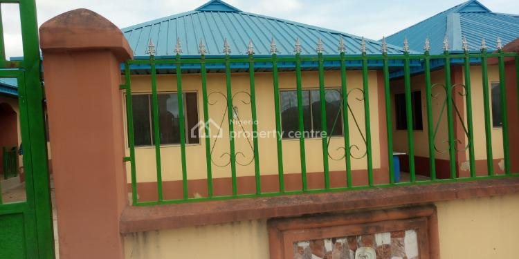2 Bedroom Apartment at Valley View Estate Close to Ebute, Off Ebute Igbogbo Road, Ebute, Ikorodu, Lagos, Detached Bungalow for Rent