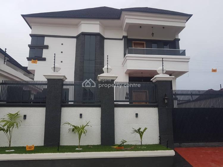 Newly Built Luxury 4 Bedroom Fully Finished and Fully Serviced Duplex, Osapa London, Osapa, Lekki, Lagos, Detached Duplex for Rent