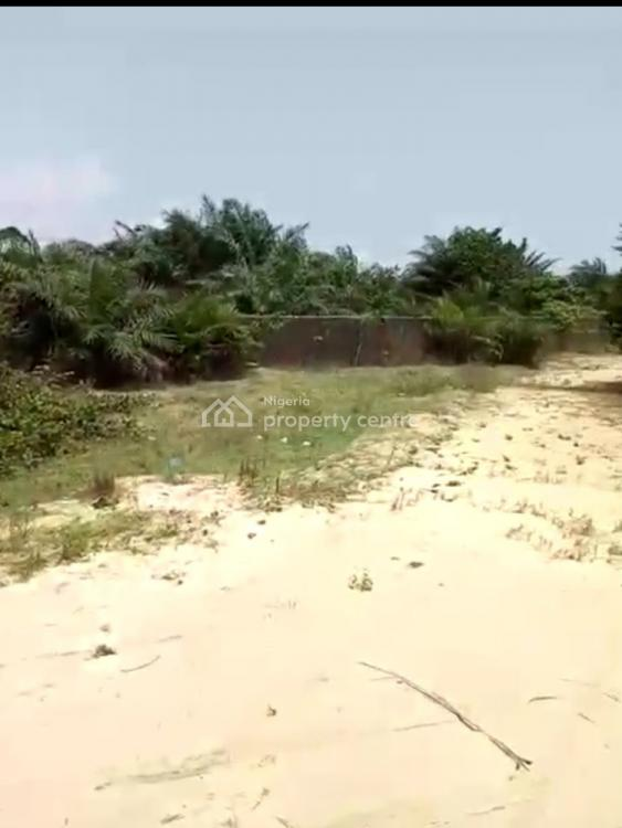15 Plots of Corner Piece Land Facing Major Road, Ibeju- Elerangbe, Lekki Expressway, Lekki, Lagos, Mixed-use Land for Sale