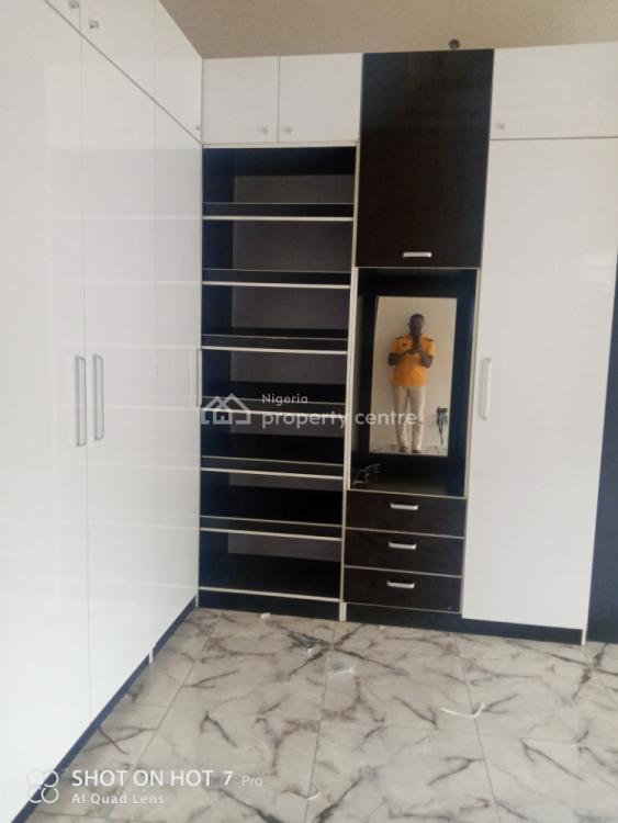 Brand New Luxury 4 Bedroom Fully Detached House with a Room Bq, Chevron Drive, Idado, Lekki, Lagos, Detached Duplex for Sale