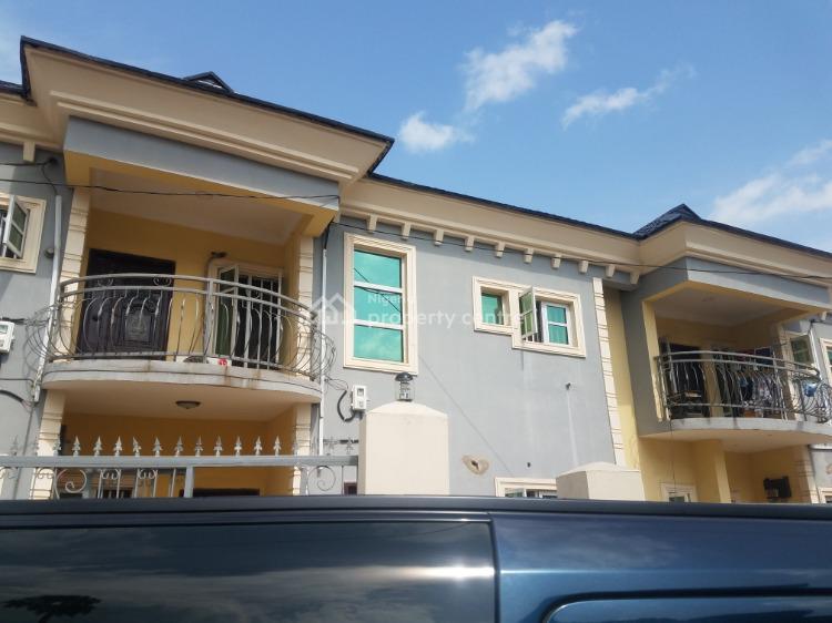 3 Bedroom Flat, Arepo Very Close to Ojodu Berger, Ojodu, Lagos, Flat for Rent