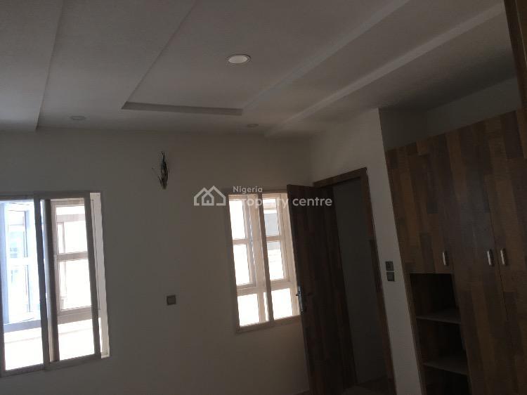 Massive 4 Bedroom Semi Detached Duplex in a Fully Serviced Estate., Orchid Road, Lekki Expressway, Lekki, Lagos, Semi-detached Duplex for Rent