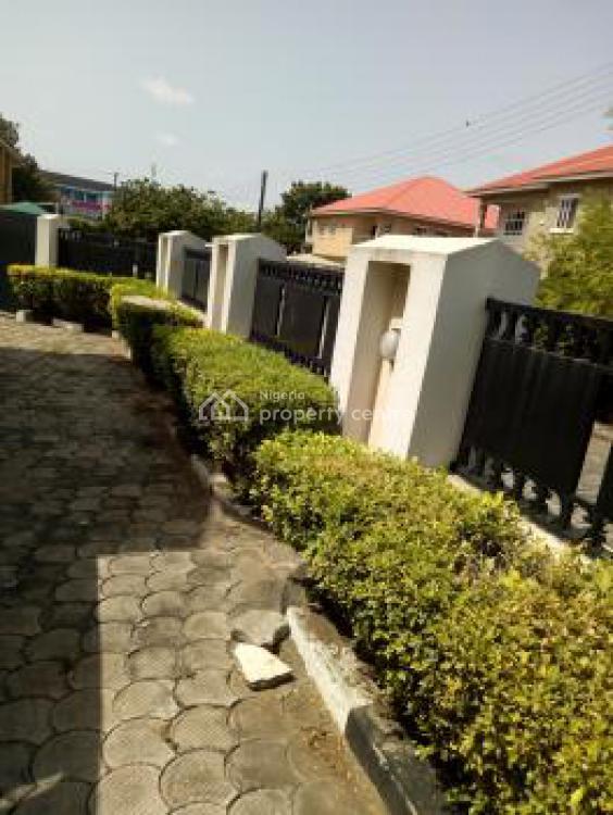 2 Units of 4 Bedroom Duplex with a Study Room Plus 1 Rooms Boys Quar, Crown Estate, Beside Shoprite, Sangotedo, Ajah, Lagos, Semi-detached Duplex for Sale