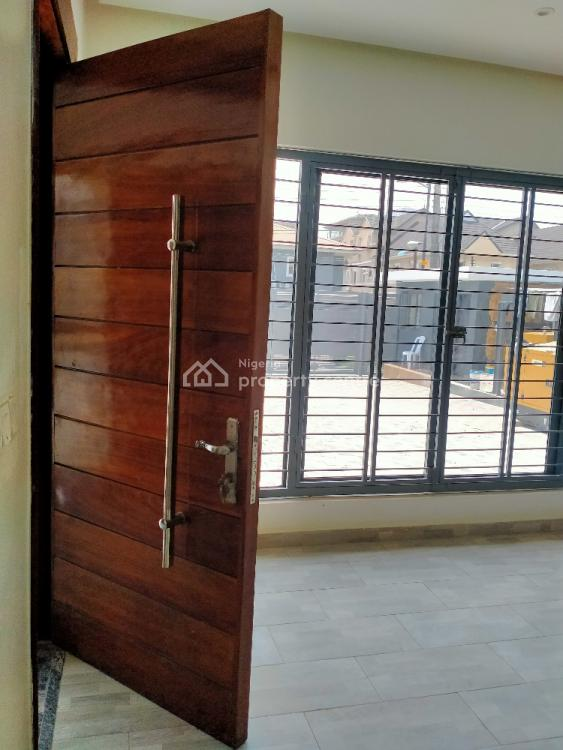 Brand New 3bedroom with Bq Contemporary Architectural Design., Lekki Phase 1, Lekki, Lagos, Block of Flats for Sale