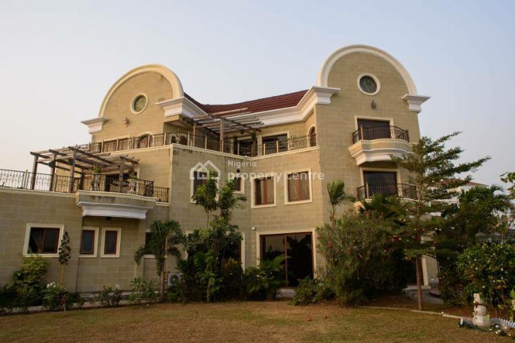 Elegant Design of 8 Rooms Mansion, Spectacular Paradise, Banana Republic Island, Ikoyi, Lagos, Detached Duplex for Sale