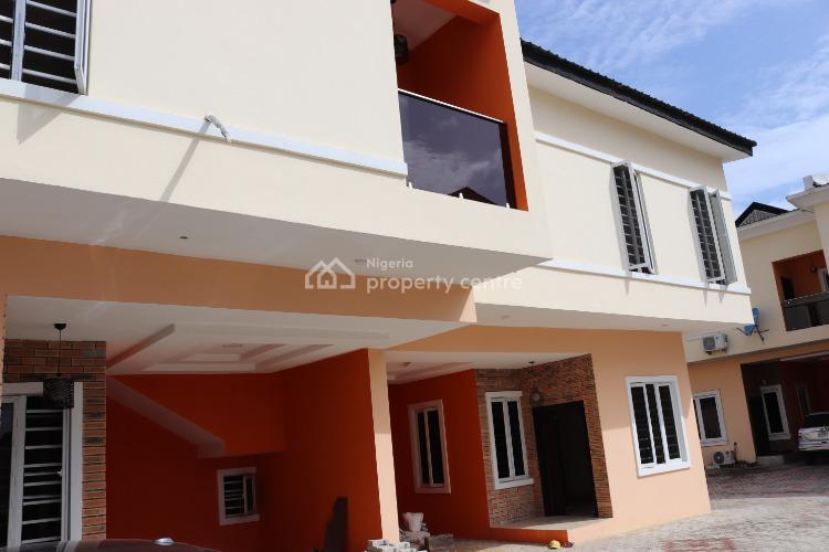 Brand New 3 Bedroom Terrace House, Lekki County, Ikota, Lekki, Lagos, Terraced Duplex for Rent
