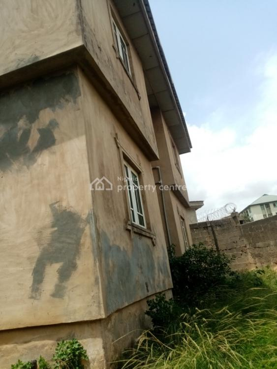 Completed 2 Nos 3 Bedroom and 4 Nos 2 Bedroom Building on a Plot of Land, Oriokuta Estate, Agric, Ikorodu, Lagos, House for Sale