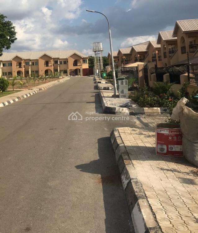 Newly Built  3 Bedroom Terraced Duplexes with a Room Boys Quarters, Gaduwa, Abuja, Terraced Duplex for Sale