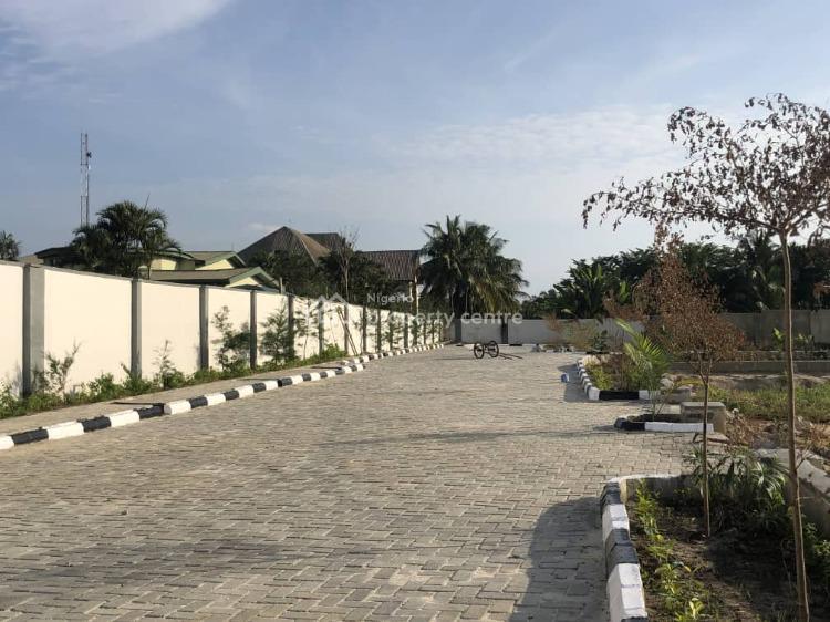 Land, Unity Estate Road, Beside Coorperative Villa Estate, Badore, Ajah, Lagos, Residential Land for Sale