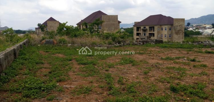 3200m Hospital Plot with Fence, Off Bannex and Next Cash and Carry Road, Katampe (main), Katampe, Abuja, Commercial Land for Sale