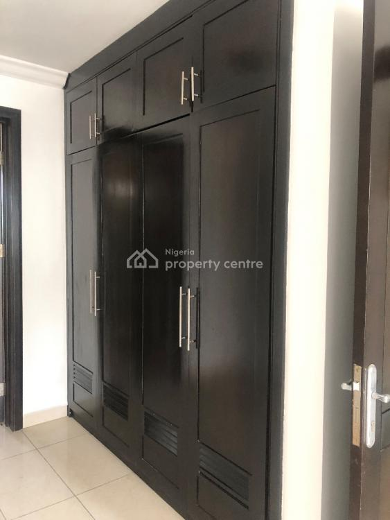 Serviced 4 Bedroom Terrace Duplex with Fitted Kitchen and Bq, Old Ikoyi, Ikoyi, Lagos, Terraced Duplex for Rent