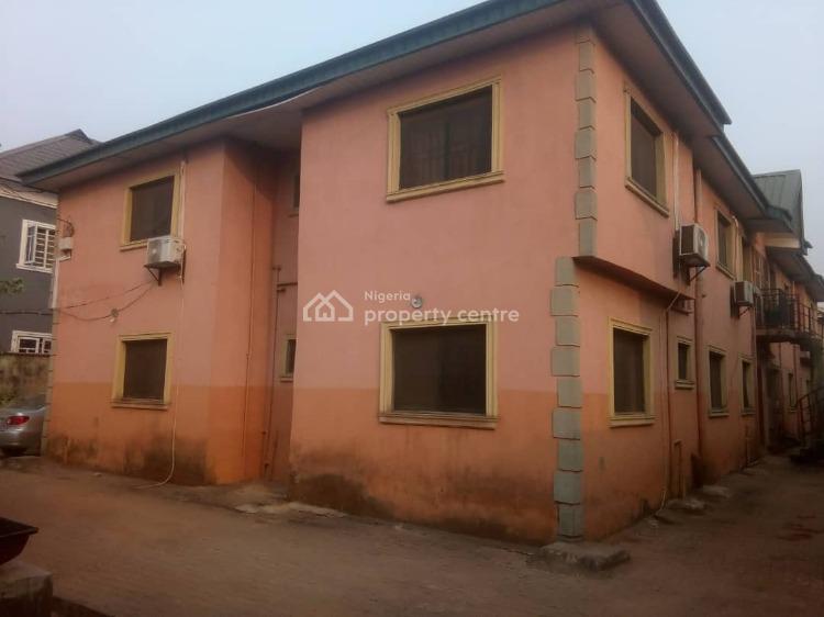 Clean Fairly New Block of Flats, Off Ikotun Idimu Road, Unilag Estate, Isheri Olofin, Alimosho, Lagos, Block of Flats for Sale