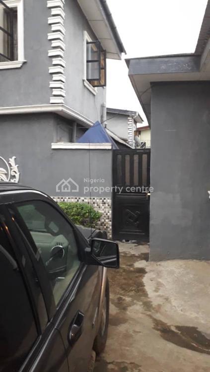 Well Finished 6 Bedroom Duplex with Flats, Off Ewedogbon Bus Stop, Lasu Road, Igando, Ikotun, Lagos, Detached Duplex for Sale