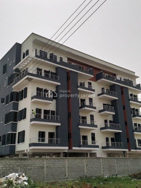 Luxury 3 Bedroom Apartment with Bq in Oral Estate, Oral Estate, Ikota, Lekki, Lagos, Flat for Sale