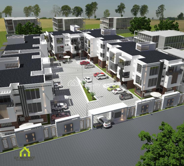 2 Bedrooms Flat with Bq. Promo, Peninsula Garden Estate, Ajah, Lagos, Flat for Sale