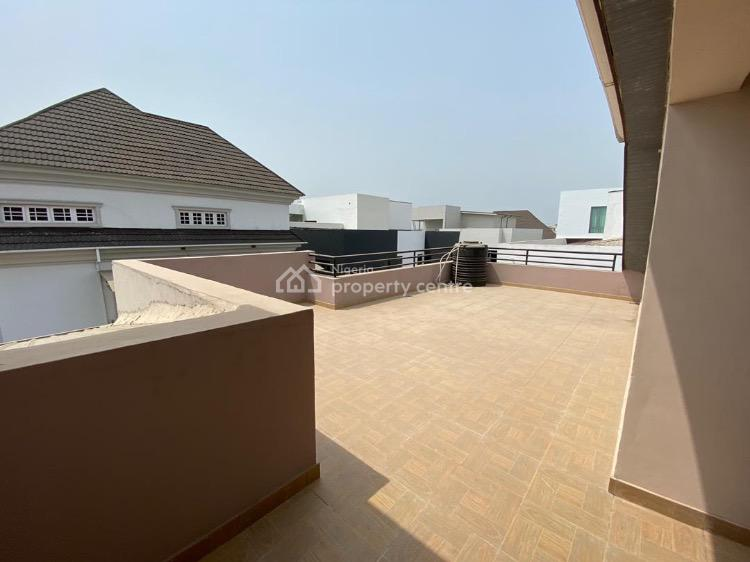 Luxury 6 Bedroom Detached Duplex with Cinema, Swimming Pool and Office, Osapa, Lekki, Lagos, Detached Duplex for Sale