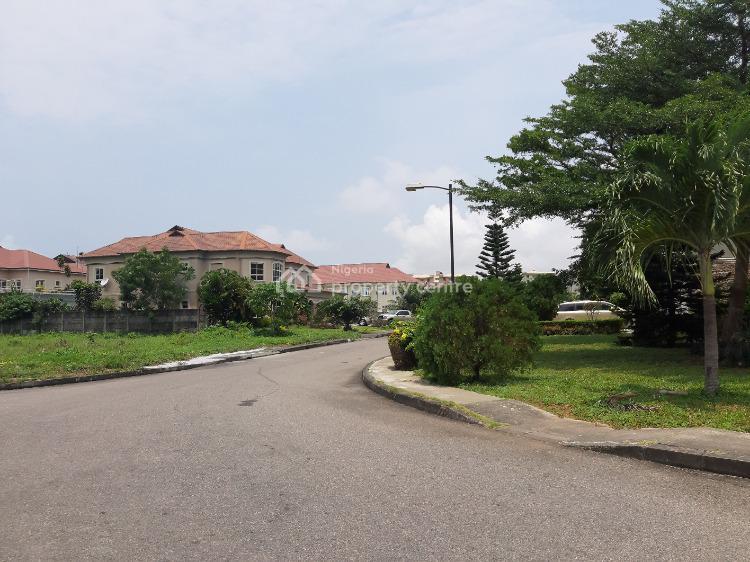 800sqm Land, Nicon Town Estate, Ikate Elegushi, Lekki, Lagos, Residential Land for Sale