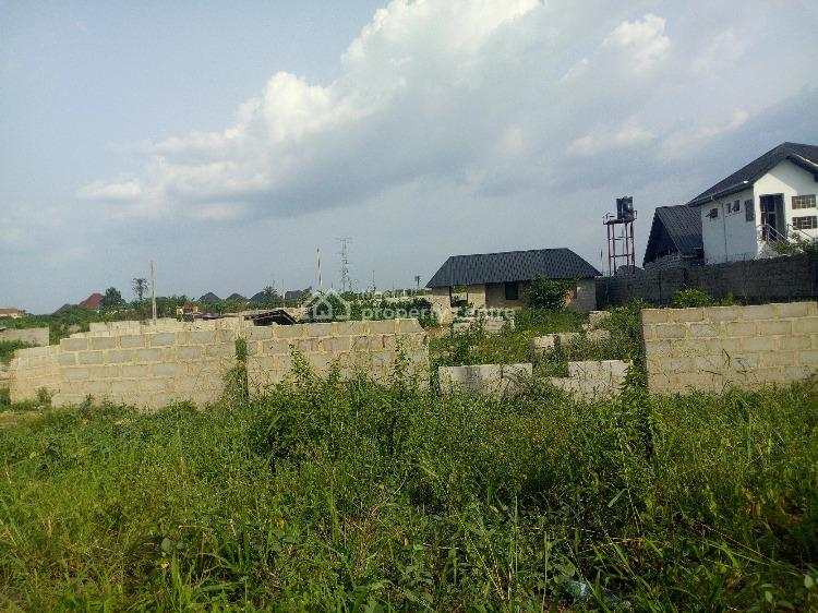 Plots of Land with Government Allocation, Orji Town Layout Annex, Around Ibc Quarters, Owerri North, Imo, Residential Land for Sale
