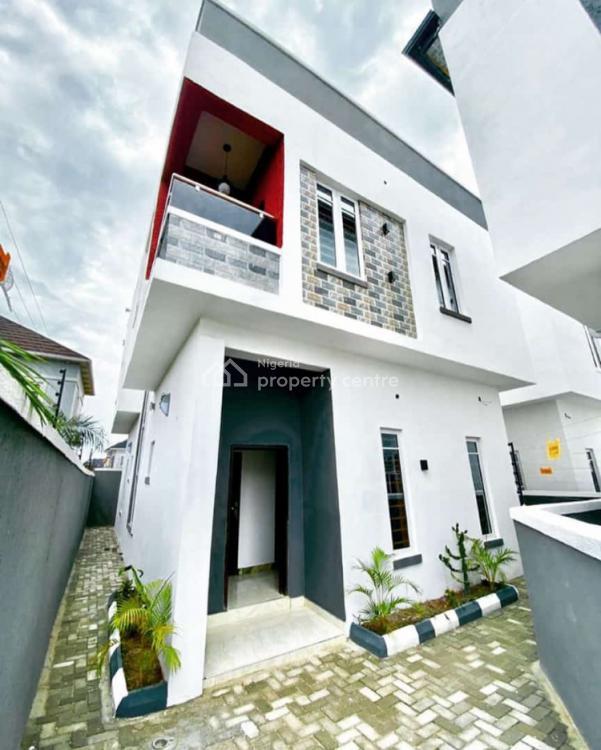 Luxury & Affordable 4 Bedroom Detached Duplex, 2nd Toll Gate, Lekki, Lagos, Detached Duplex for Sale