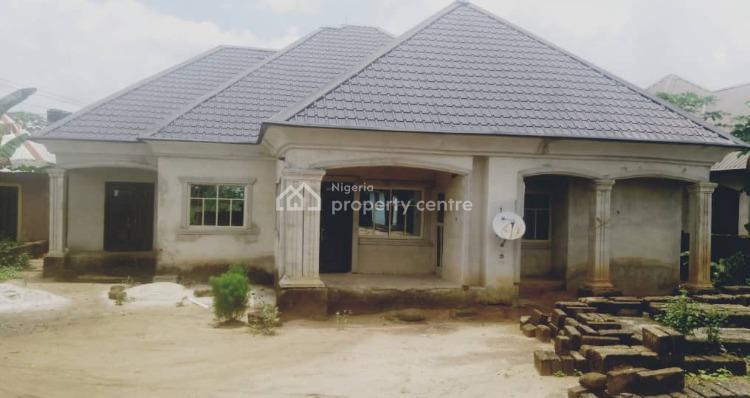 4 Bedroom Bungalow, New Timber Market Road, Off Oron Road, Uyo, Akwa Ibom, Flat for Sale