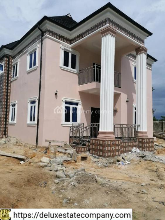 Brand New 3 Bedrooms Duplex, 2 Bedroom Duplex, 3 Bedroom Duplex, P.o.p., Opete, After Plantation Estate Otokutu., Warri, Delta, Hotel / Guest House for Sale