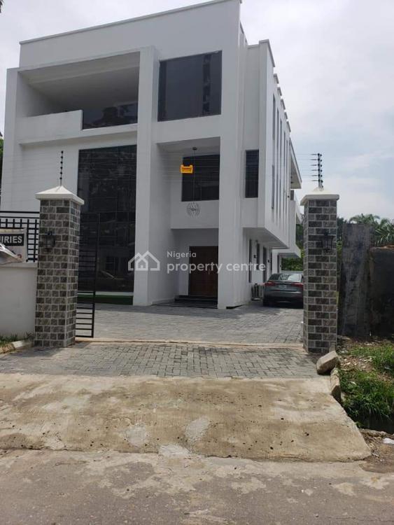 5 Bedroom Fully Detached House, Off Alfred Rilwani, Old Ikoyi, Ikoyi, Lagos, Detached Duplex for Sale