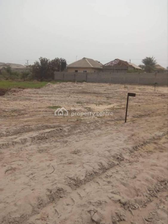 Plots of Land in a Serene Environment, Eleko Junction, Eleko, Ibeju Lekki, Lagos, Residential Land for Sale