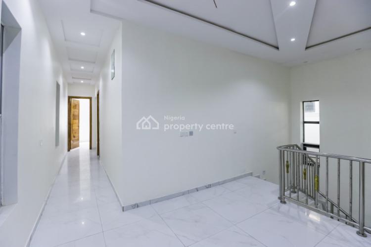 Luxury 5 Bedroom Fully Detached House in Serene Location, Osapa Estate, Osapa, Lekki, Lagos, Detached Duplex for Sale