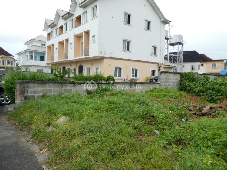 1000 Sqm Plot of Land in Gated Estate, Chevron Drive, Lekki, Lagos, Land for Sale