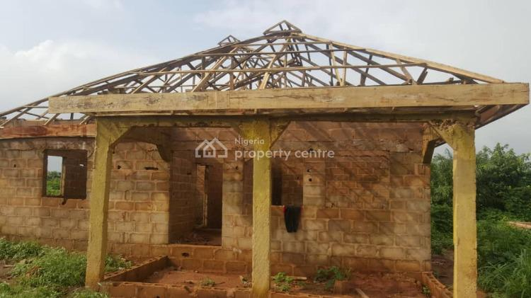 Carcass 4 Bedroom Bungalow on 648sqm Land Plot with Deed of Conveyance, Musimi, Ita Oluwo, Ikorodu, Lagos, Detached Bungalow for Sale