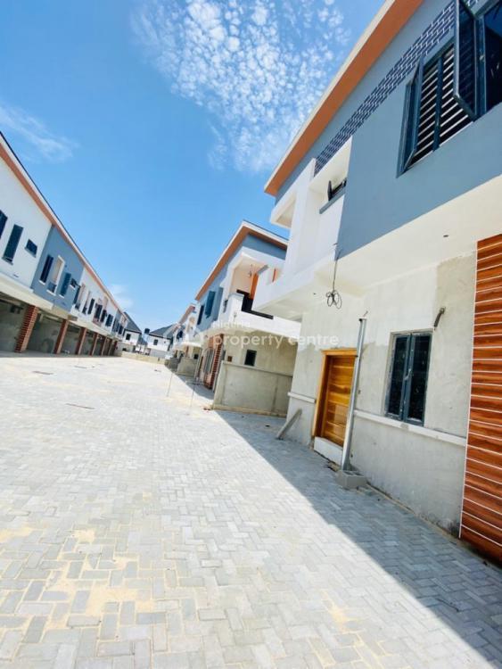 4 Bedroom Terrace, Chevron Drive, Lekki Phase 1, Lekki, Lagos, House for Sale