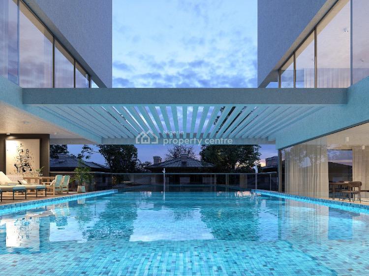 Premium Luxury 3 Bedroom Apartments (off Plan), Glover Road, Old Ikoyi, Ikoyi, Lagos, Block of Flats for Sale