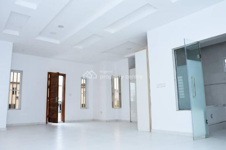 Exquisite 5 Bedroom Fully Detached House in a Good Location, Osapa Estate, Osapa, Lekki, Lagos, Detached Duplex for Sale