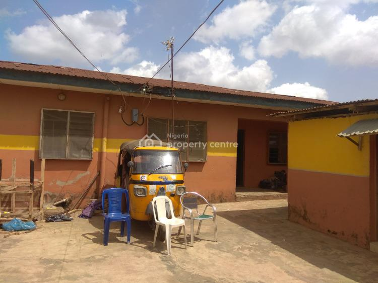 3 Bedrooms Flat, Off Olaniyi Street, Abule Egba, Agbado, Ifako-ijaiye, Lagos, Detached Bungalow for Sale