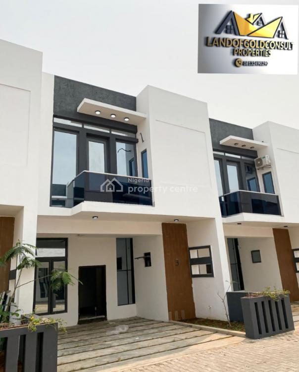 Luxury 4 Bedroom Terraced Duplex, Ado, Ajah, Lagos, Terraced Duplex for Sale