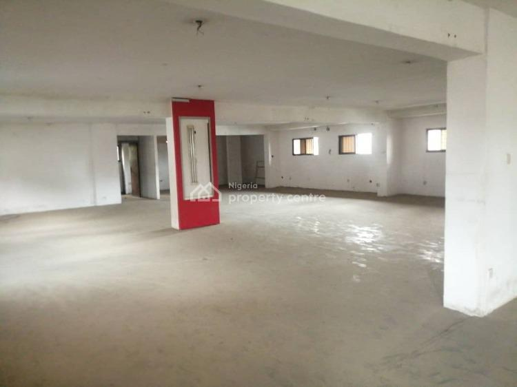 Open-planned Office, Opebi, Ikeja, Lagos, Office Space for Rent