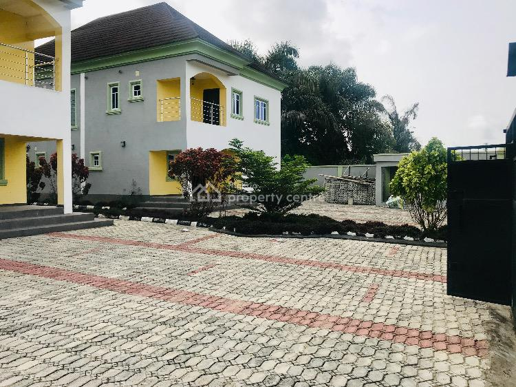 2 Units of 4 Bedroom Luxury Fully Detached Duplexes with a Bq Each, Beach Wood Estate, Shapati, Lakowe, Ibeju Lekki, Lagos, Detached Duplex for Sale