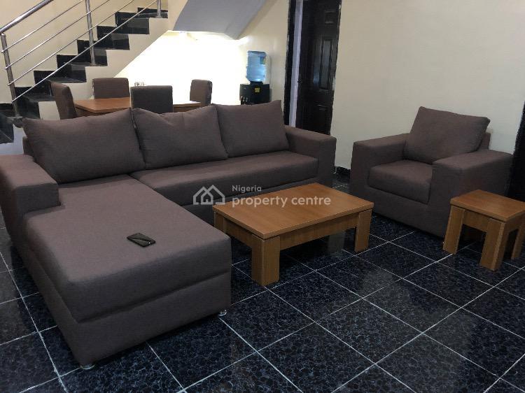 Homeville 2, Olokonla, Ajah, Lagos, Terraced Duplex Short Let