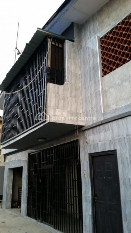 4 Flats on Full Plot of Land, Unity Road, Off Toyin Street, Allen, Ikeja, Lagos, Block of Flats for Sale