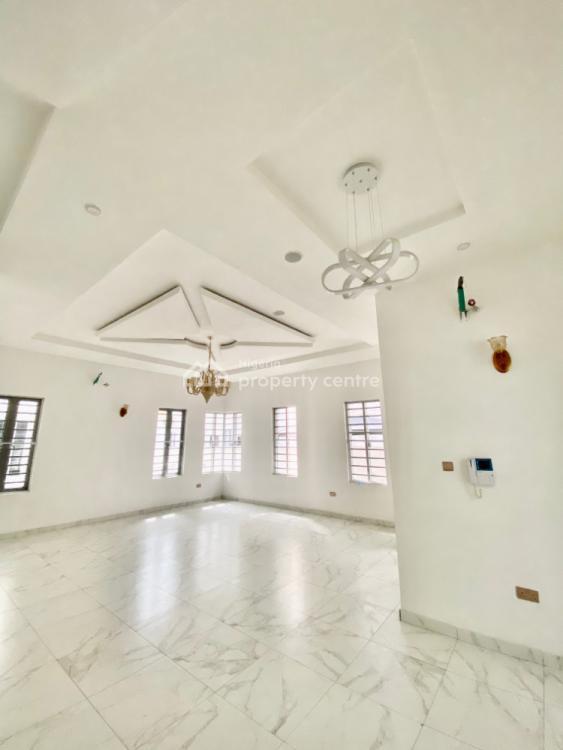 5 Bedroom Fully Detached Duplex Sitting on 300sqm, 2nd Toll Gate, Ikota, Lekki, Lagos, Detached Duplex for Sale