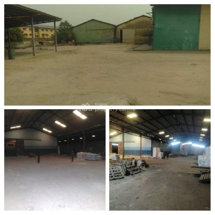 3200sqm Space, Kudirat Abiola Way, Oregun, Ikeja, Lagos, Warehouse for Rent