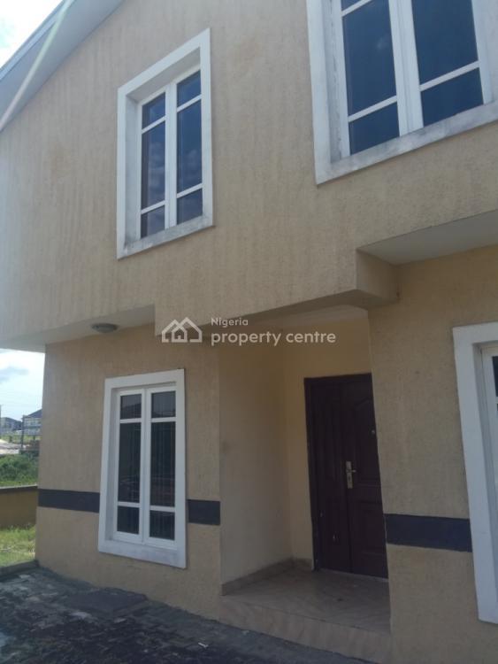 4 Bedroom Semi Detached Duplex, Pearl Garden Off Monastry Road, Sangotedo, Ajah, Lagos, Detached Duplex for Rent