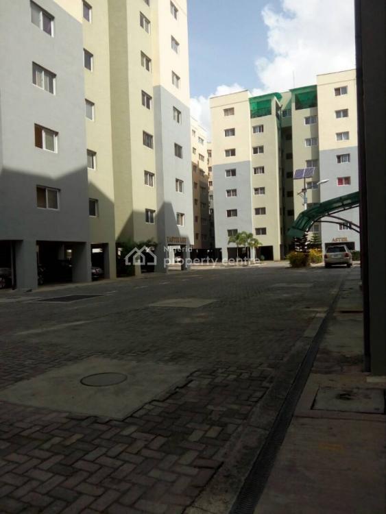 Luxury 3 Bedroom Flat with Bq, Prime Water View Estate Phase 2, Ikate Elegushi, Lekki, Lagos, Flat for Sale