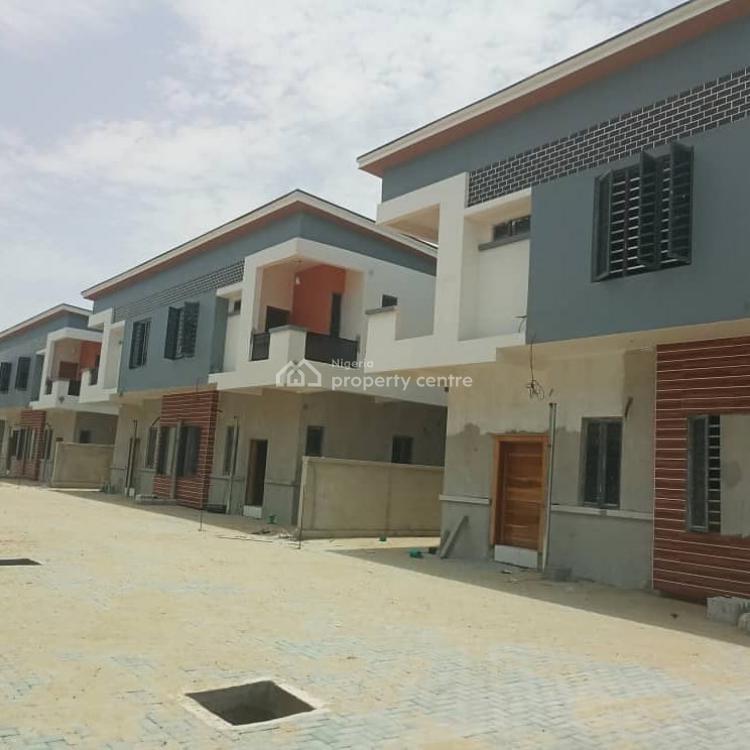 Tastefully Designed, Spacious and Luxurious 4 Bedroom Fully Detached Duplex, Edens Court, Chevron Drive, Lekki, Lagos, Detached Duplex for Sale