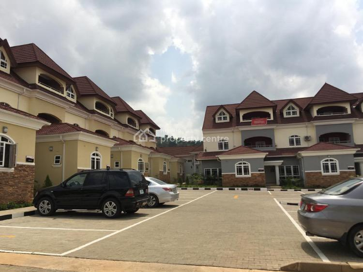 Luxurious and Spacious 4 Bedroom, Katampe Extension, Katampe, Abuja, Terraced Duplex for Sale