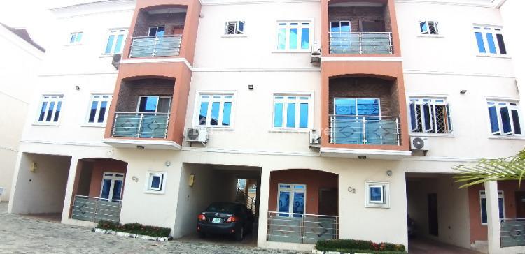 Luxury Serviced 4 Bedroom Duplex, Agungi, Lekki, Lagos, Terraced Duplex for Rent