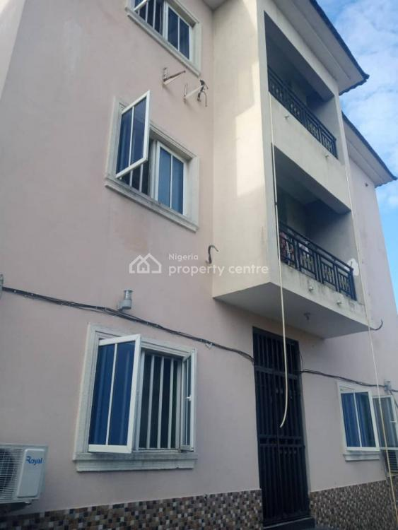 Lovely and Clean 3 Bedroom Flat Apartment (upstairs), Osapa, Lekki, Lagos, Flat for Rent