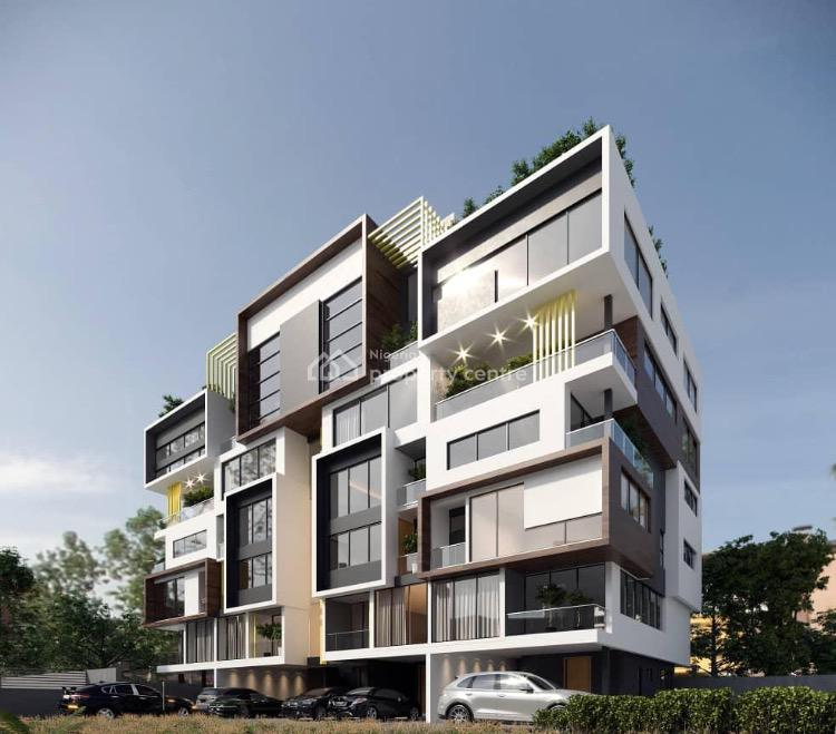 Luxury Off Plan 4 Bedroom Pent Floor Apartment, Kaydars Gate, Banana Island, Banana Island, Ikoyi, Lagos, Flat for Sale