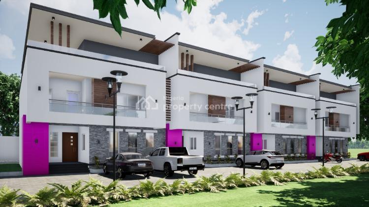 4 Bedroom Terraced Duplex + Bq, Ring Road 2, Games Village, Kaura, Abuja, Terraced Duplex for Sale