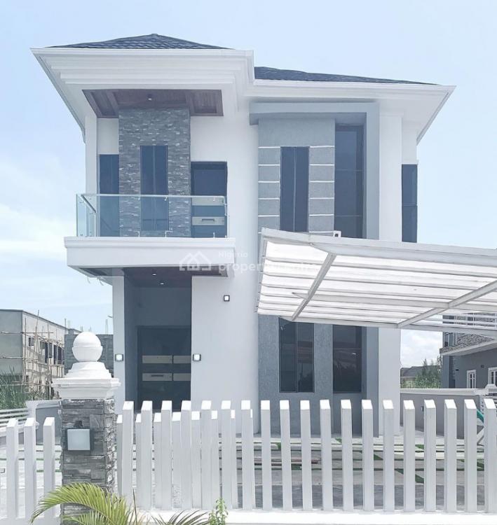 Eloquent Luxury 5 Bedroom Fully Detached Duplex, Lekki Phase 1, Lekki, Lagos, Detached Duplex for Sale